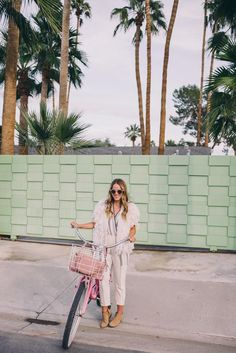 #GMG guide to Palm Springs March 7 2016, wearing #samedelman booties and #chloe Bag. from @galmeetsglam's closet #samedelman