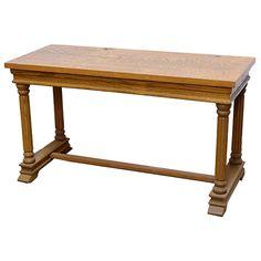 Oak Piano Bench $225