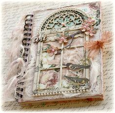 art journal by Gabrielle Pollacco of Such a Pretty Mess