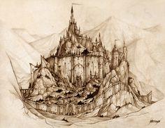 Gondolin by Feliche on deviantART