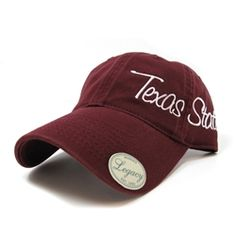 Texas State Maroon Women s Hat Texas State University 74a4e6527598
