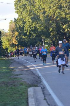 Fall is the greatest time to run! Run one last race before the winter! #RunOakville