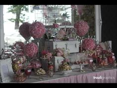 Candy buffet by Trouli Graphics