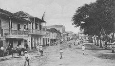 Plaza de Caguas, Puerto Rico (1900)