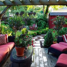 Love love love this! Small Backyard Ideas Design Ideas, Pictures, Remodel, and Decor - page 6