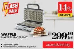 breville-romania.ro: Breville Flash Sales Waffle Iron, Romania, Latte, Waffles, Kitchen Appliances, Diy Kitchen Appliances, Home Appliances, Belgian Waffle Iron, Waffle