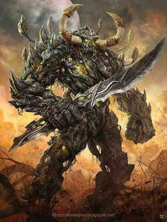 Giant Metal elemental