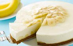Philadelphia-Torte Banane