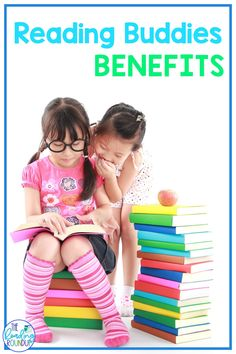 Reading Buddies is an effective program that promotes fluency and comprehension through authentic reading practice. Read on to find out the benefits of buddy reading for elementary students. You also won't want to miss the suggested activities and ideas to help you implement a Reading Buddies Program with your students! #thereadingroundup #buddyreading #daily5 Teaching Reading Strategies, Reading Practice, Reading Resources, Teacher Resources, First Grade Reading, Student Reading, Kindergarten Reading, Classroom Prizes, Ela Classroom
