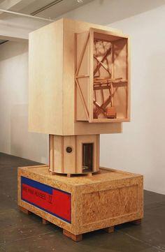 THOMAS SCHÜTTE http://www.widewalls.ch/artist/thomas-schutte/ #ThomasSchutte #contemporaryart #sculptures
