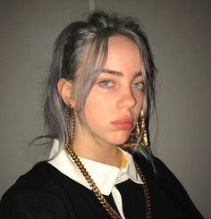 Read 8 from the story how to be like billie eilish by hyclons (molly *:・゚✧) with reads. HAIRPART ONE billie just doesn't c. Billie Eilish, My Girl, Cool Girl, Rihanna, Girl Crushes, How To Fall Asleep, Beautiful People, Instagram, Celebs