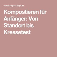 kompost anlegen alles ber kompostierung erfahren blumen garten pinterest kompost. Black Bedroom Furniture Sets. Home Design Ideas