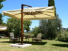 Square Cantilever Patio Umbrella http://patioumbrellastore.wordpress.com/2013/05/14/shed-out-your-sunny-day-with-fiberglass-patio-umbrella/
