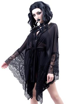 gothic clothing for teens Rock And Roll, Killstar Clothing, Hot Goth Girls, Gothic Girls, Gothic Outfits, Edgy Outfits, Urban Outfits, Gothic Fashion, Dark Fashion