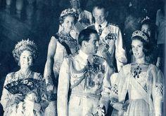 DINASTÍAS | Los Foros de la Realeza • Ver Tema - Gala prewedding Constantino II y Ana María de Grecia