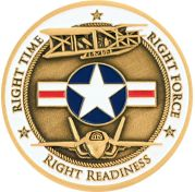 All About Challenge Coins - Air Force Gallery