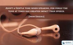 Gentle tone