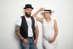 Photos De Grossesse - Magic Flight Studio Jolie Photo, Panama Hat, Studio, Fashion, Professional Photographer, Photography, Moda, Fashion Styles, Studios
