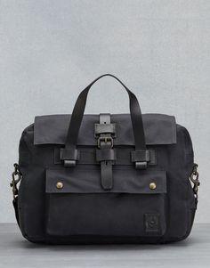447145820b80 Colonial Briefcase Belstaff