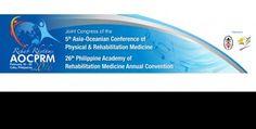 세부 아시아대양주 재활 의학회 AOCPRM 2016 The Asia-Oceanian Conference of Phyisical and Rehabilitation Medicine