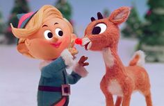 Rudolph teaches acceptance, diversity, respect - find tools for parents and educators to help use Rudolph's story as a way to open discussion about diversity, respect and acceptance. #client #ShineBright