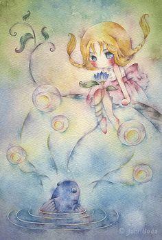 8. Estella Beausoleil loves Juri Ueda