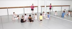 Two Ways To Spruce Up Your Dance Studio This Spring Break - If you're staying close to home this spring break – take that time to freshen up your #DanceStudio!