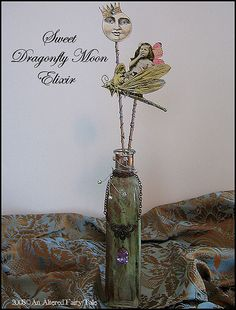Sweet Dragonfly Moon Elixir