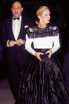 A look inside the pages of the newest must-have fashion coffee table book. Carolina Herrera, 1990s.: