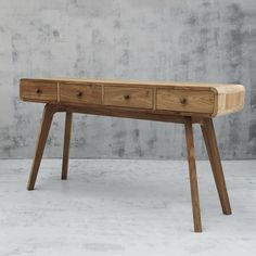 Yay! In Stock now 😁 the gorgeous Riia Four Drawer Console / Desk handcrafted from recycled teak. Made in Java, Indonesia. Interest free payment options available. www.finditstyleithome.com.au #teakfurniture #interiorinspo #interiorblogger #interiors4all #interiorlovers Teak Furniture, Outdoor Furniture, Outdoor Decor, Furniture Design, Rattan Dining Chairs, Side Coffee Table, Teak Oil, Shops, Grain Texture