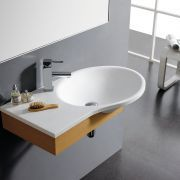 Lavabo encimera Nantes | The Bath Collection Ref. 0577