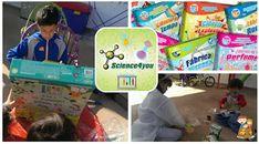 Los juegos de experimentos y ciencia de Science4you  www.conlosninosenlamochila.com