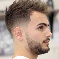 Classy look In Modern Day Spike Hairstyle