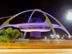 LAX Theme building at night by Jean-Louis Delezenne   GuruShots