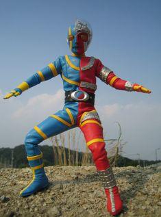人造人間キカイダー : HEROES☆CAFE Kikaider. The super android.