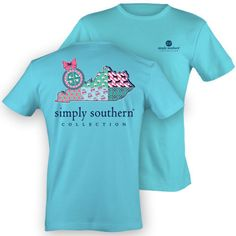*** NEW*** Simply Southern State Shirt - Kentucky #SimplySouthern #GraphicTee