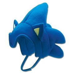 Amazon.com: Sonic The Hedgehog Fleece Hat GE-2380: Toys & Games