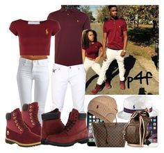 Passion 4Fashion: DJ play this girl a Love song by shygurl1 on Polyvore featuring polyvore, fashion, style, Ralph Lauren, Pieces, Timberland, Louis Vuitton and Polo Ralph Lauren