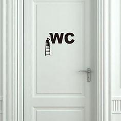 seinä tarroja seinätarrat, moderni sisustus työntekijöiden pvc seinä tarroja – EUR € 4.74
