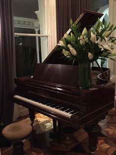Lovely Richard Lipp & Sohn piano, Quat Quatta Ripponlea, Victoria