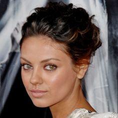 mila kunis eye makeup - Google Search Plus