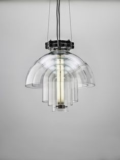 STUDIO ANNETTA - Transmission ceiling pendant by studio deform