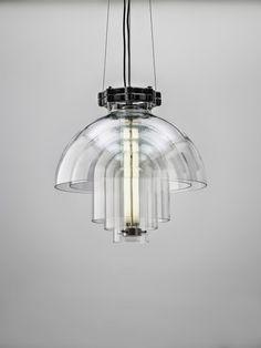 STUDIO ANNETTA - Transmission ceiling pendant by studio deform