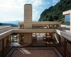 rogelio salmona arquitecto / casa altazor en  avenida san martin, cartagena