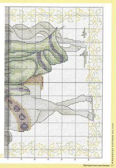 Princess - 3/4 PUNTADITAS (pág. 189) | Aprender manualidades es facilisimo.com