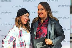 Breakup's To Makeup #Smashbox #Sephora Event