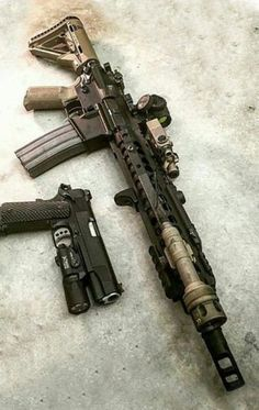 Build Your Dream Custom Assault Rifle Weapons Guns, Guns And Ammo, Airsoft, By Any Means Necessary, Custom Guns, Custom Ar15, Military Guns, Military Life, Fire Powers
