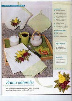 Revistas de manualidades Gratis: Revista Bordado de Cintas