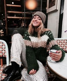 Cute warm casual winter outfit ideas