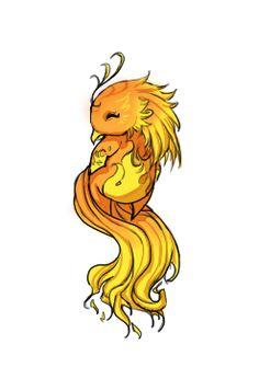 A Baby Phoenix